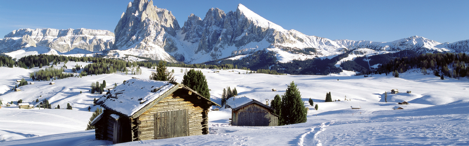 Winter South Tyrol